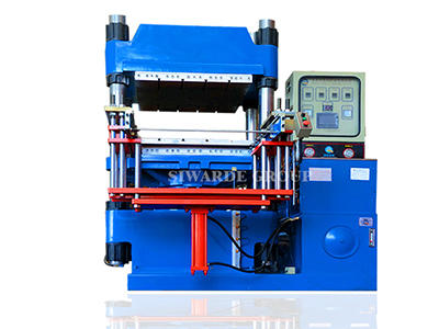 Automatic compression molding machine
