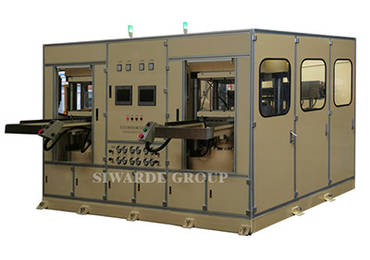 PC and PMMA film forming machine(air pressure)
