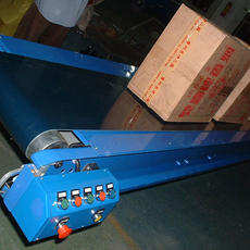 Electric roller Grooved belt conveyor