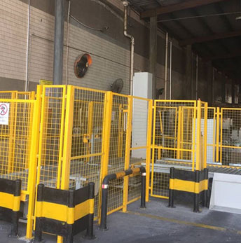Automatic Pallet Wrapping System Installed at Vitasoy Plant