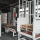 In-line Pallet Stacking and Dispensing System
