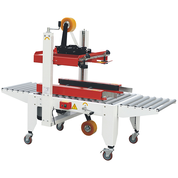 GC-A50 Semi Automatic Side Belt Carton Sealer