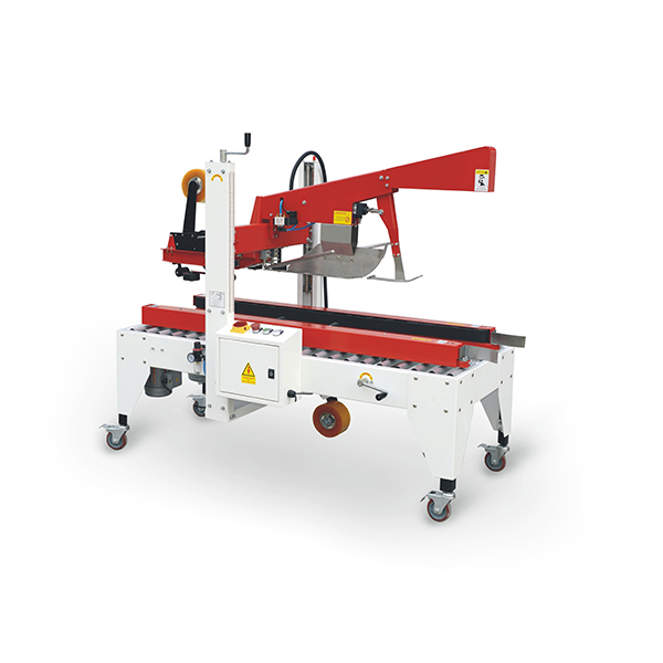 GC-C50 Semi Automatic Flaps Folding Case Sealing Machine