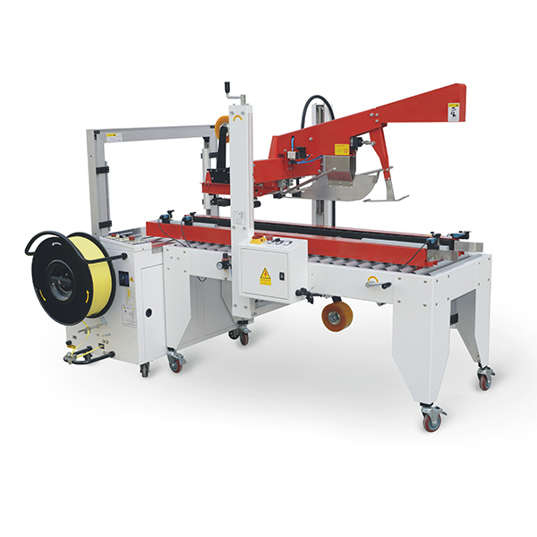GC-P50C Semi Automatic Flaps Folder Carton Sealer