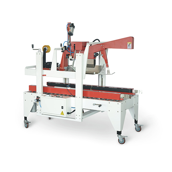 GC-C50A Medium Speed Semi Automatic Flaps Folding Case Sealer