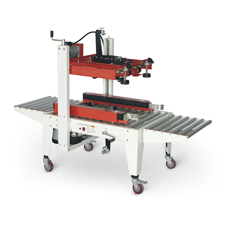 GC-A50P Semi Automatic Side & Top Drive Carton Sealer