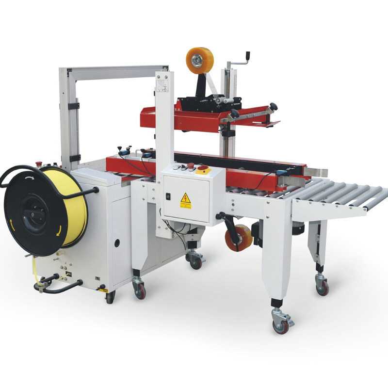 GC-P50AJ Semi Automatic Carton Sealer