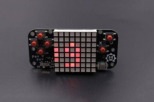 PewPew Standalone Game Console by Makerfabs