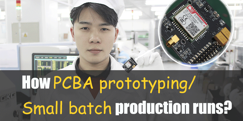 How PCBA PrototypingSmall Batch Production Run-2