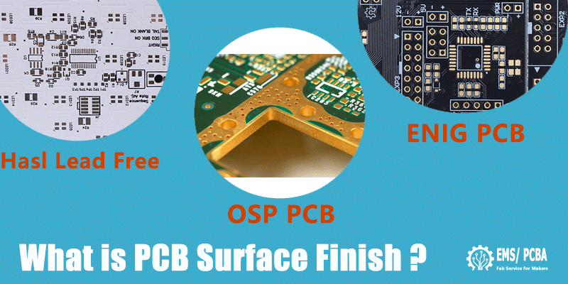What is PCB Surface Finish