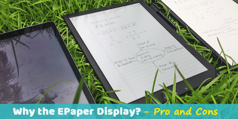 Why-the-EPaper-Display-Pros-and-Cons