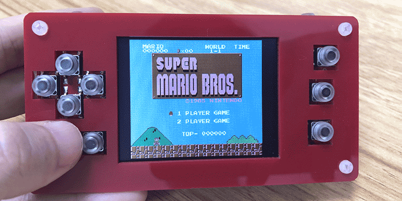 ESPlay-Micro-V2-Gameboy