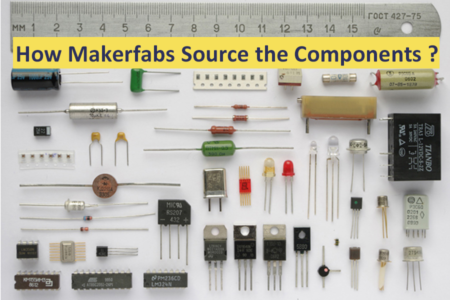 How Makerfabs Source the Components for PCBA?