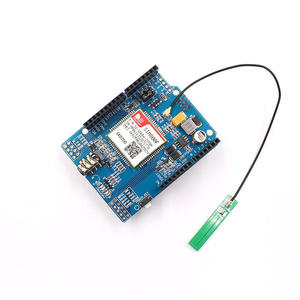 GPRS GSM Shield (SIMCOM- SIM800F) - Makerfabs
