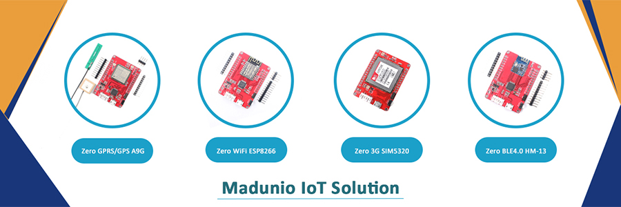 Quick PCB Assembly, IOT Solution, Open Hardware - Makerfabs