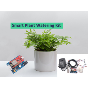Smart Plant Watering Kit - Makerfabs Product Showcase