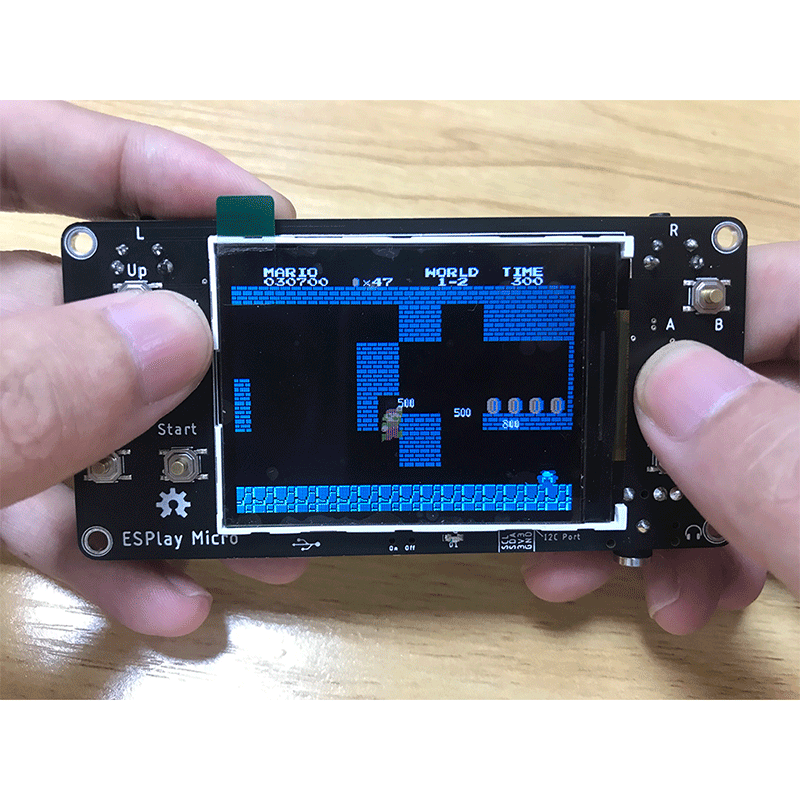 ESPlay Micro - Handheld Game Console