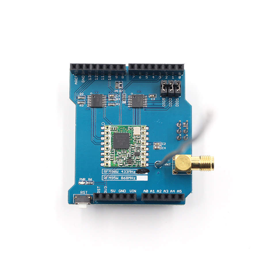 LoRa Radio Shield 433MHz