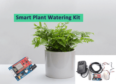 Smart Plant Watering Kit