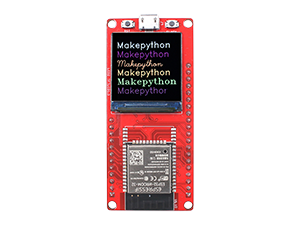 MakePython ESP32 Color LCD