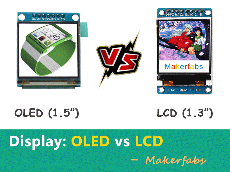 OLED vs LCD: What's the difference?
