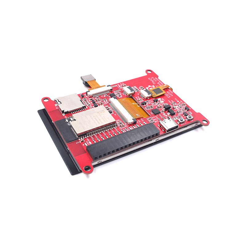 ESP32 3.5 Inch TFT Touch Camera  - Capacitive