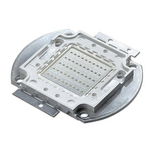 Customized Chip blue 50 watt high power led manufacturer