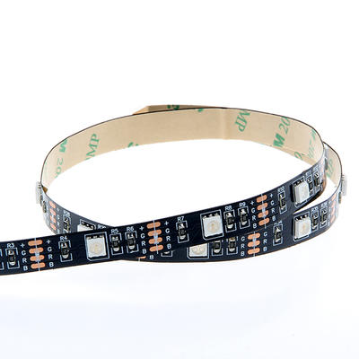 DC5V USB 5050RGB Non-Waterproof High Brightness LED Strip Flexible Light