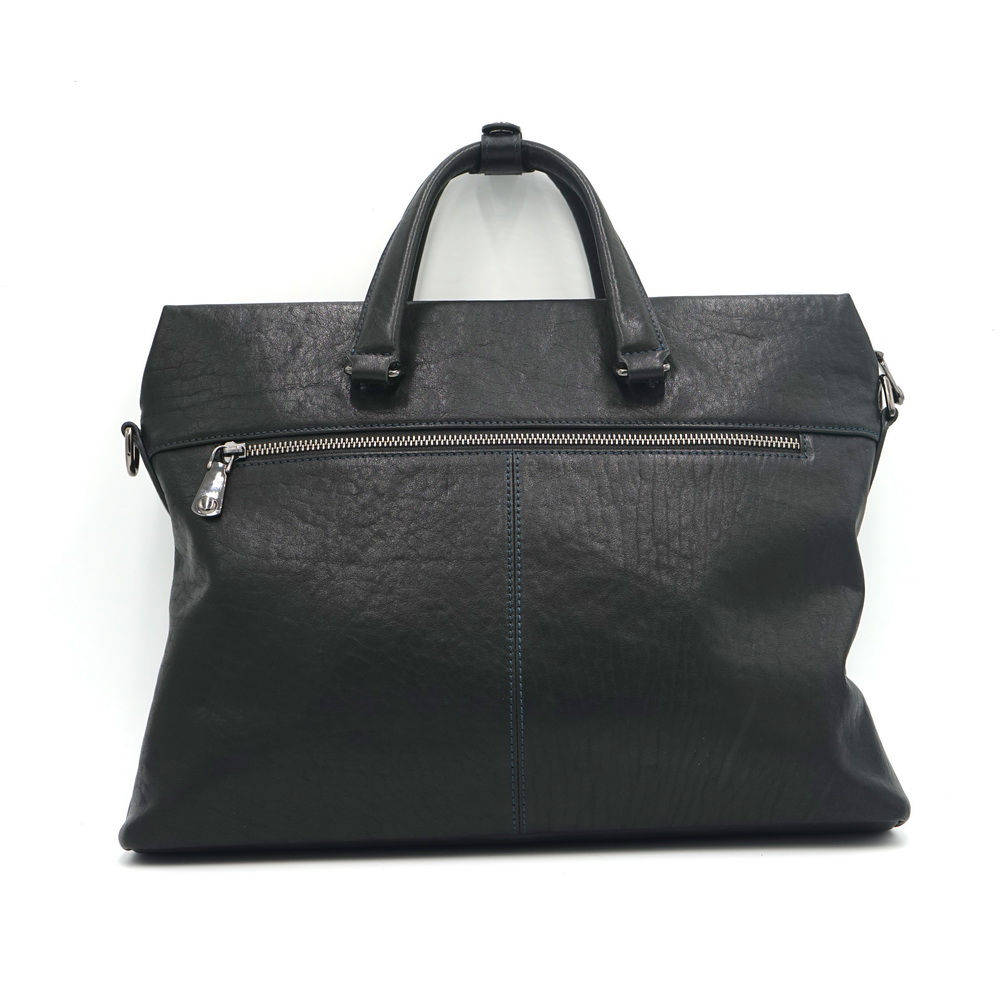 Men's Genuine Leather Briefcase Suppliers Fashion Business Bags 9885-1A