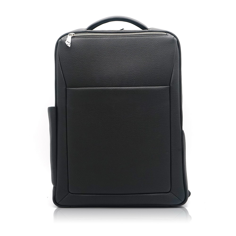 New Style Of Good Quality Leather Men Backpack Quality Backpacks Leather Supplier 9854-1