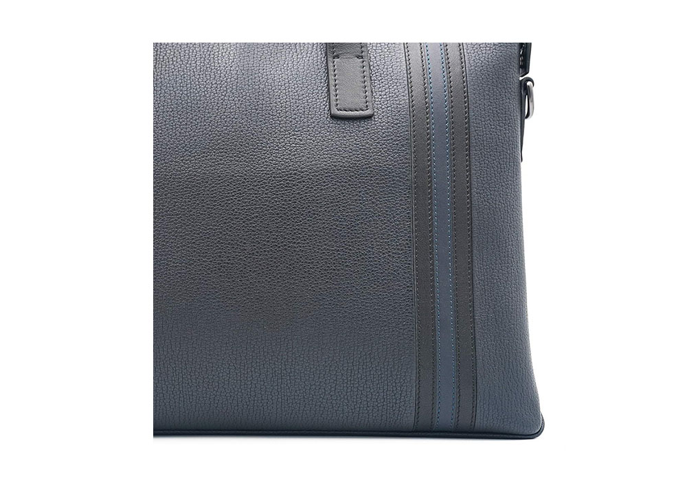 Mens Leather Briefcases Manufacture Leather Laptop Bag 6731-1
