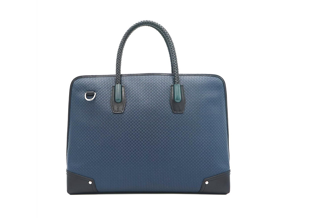 New Style Of Men's Genuine Customized Mens Leather Briefcases Bags N001-1