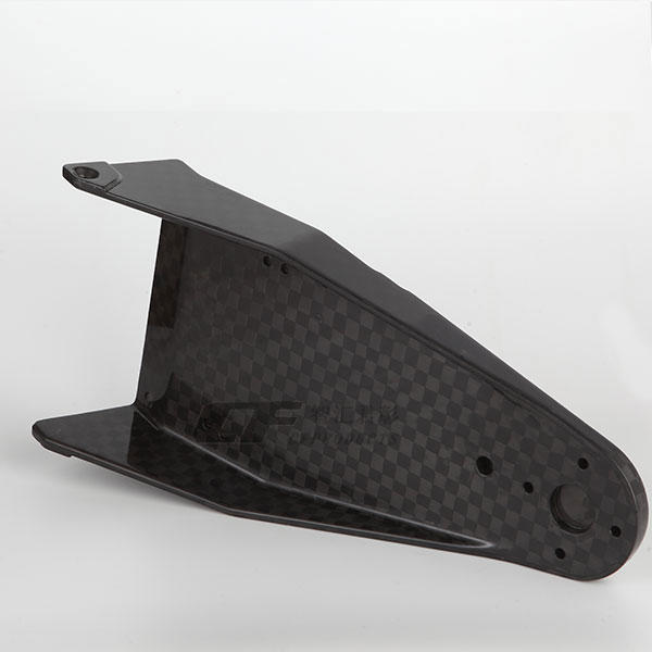 Carbon Fiber Motorcycle Part
