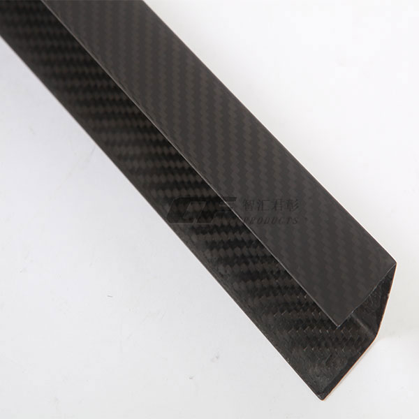 Carbon Fiber U Profile