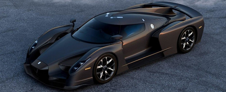 ''Expensive'' Carbon Fiber Car, Worthy?