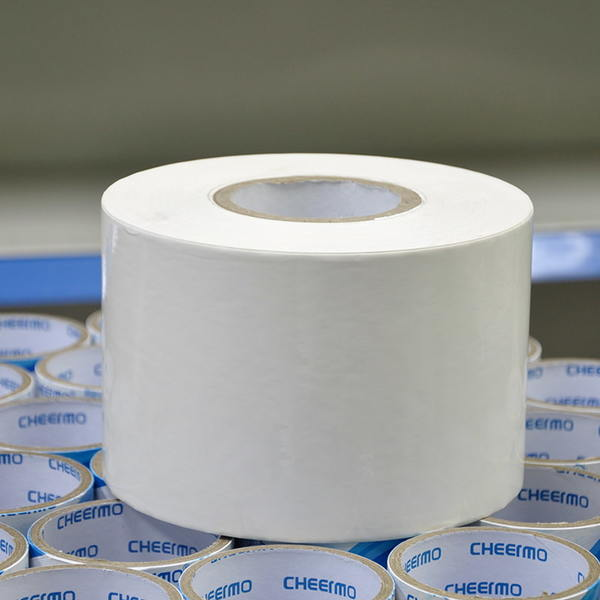 White soft PP label for clothes