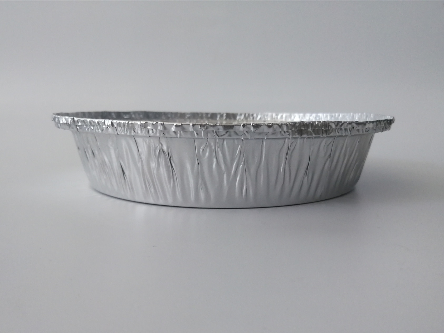 FBR215B 1000ml Aluminum foil round container pizza pan baking pan take away