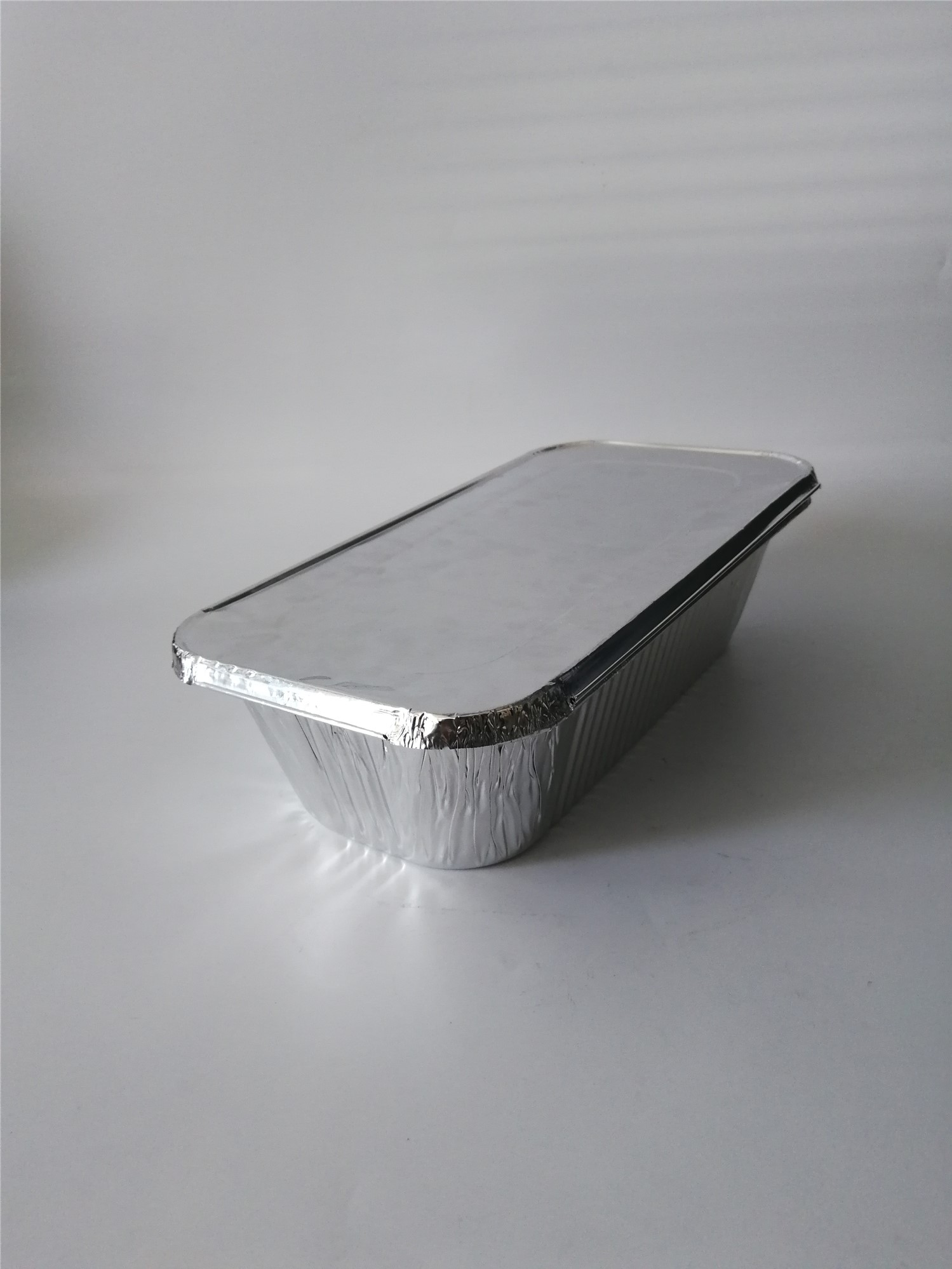 FB1124 aluminum pans with lids
