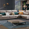 leather sofa 8827#
