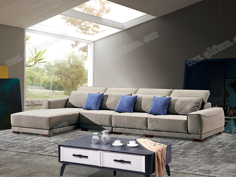 leather sofa 8830#