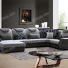 leather sofa 8836#
