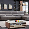 leather sofa 8083#