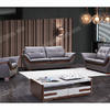 leather sofa 810#