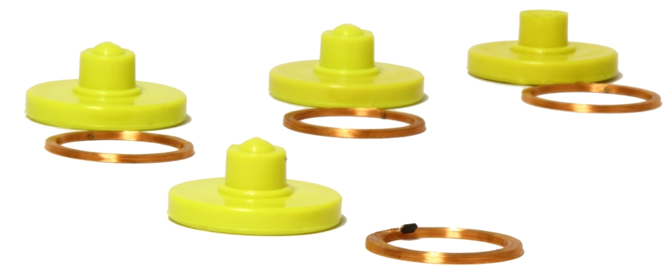 uhf rfid ear tag for animal