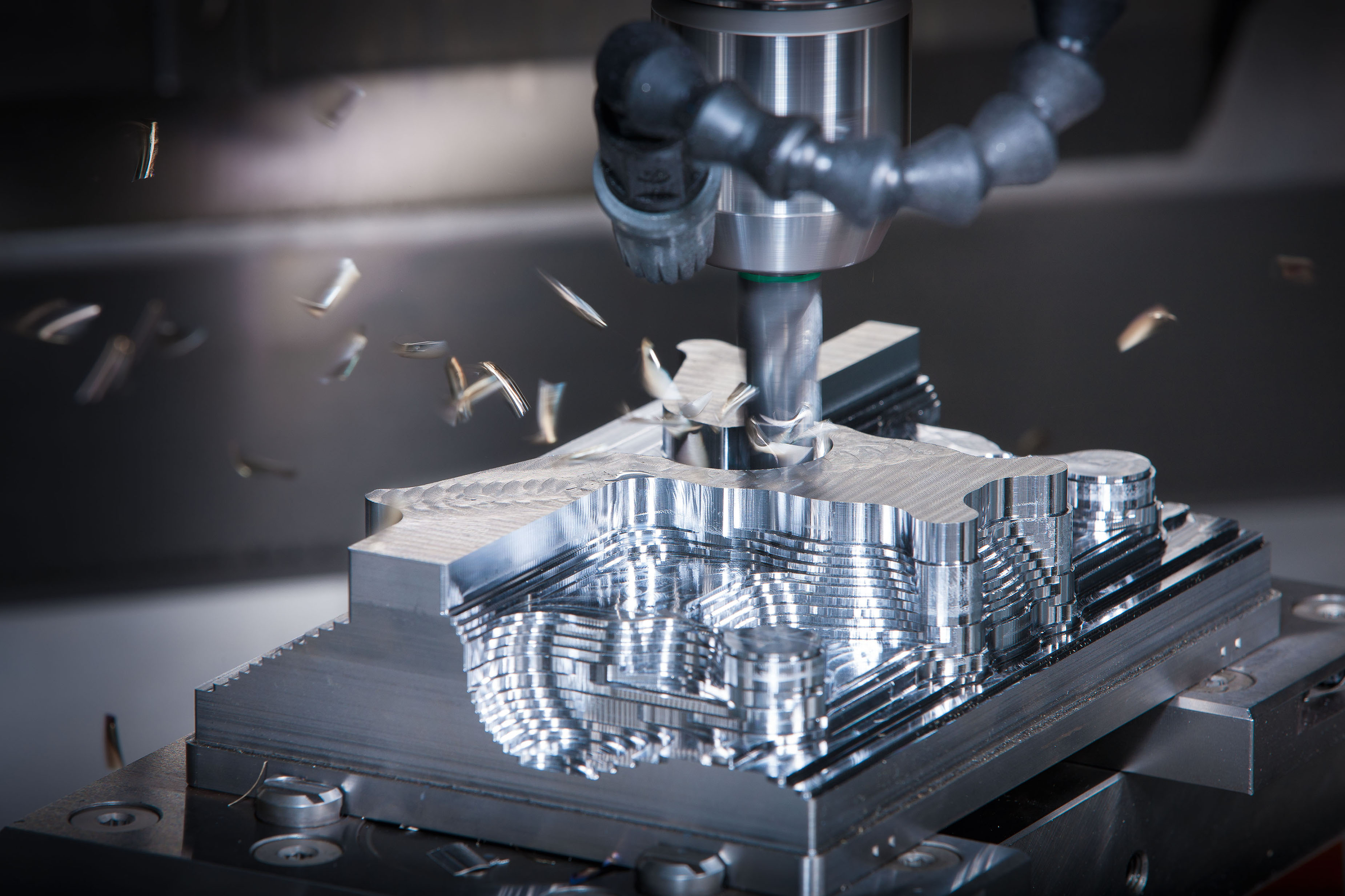 8 Reasons why CNC Machines are the best for milling operations