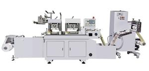 Nickel brand high speed flatbed die cutting machine direct factory