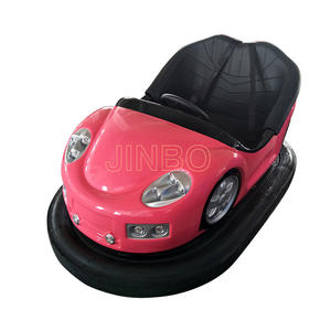 High quality  professional Ground net Electric bumper car  for sale