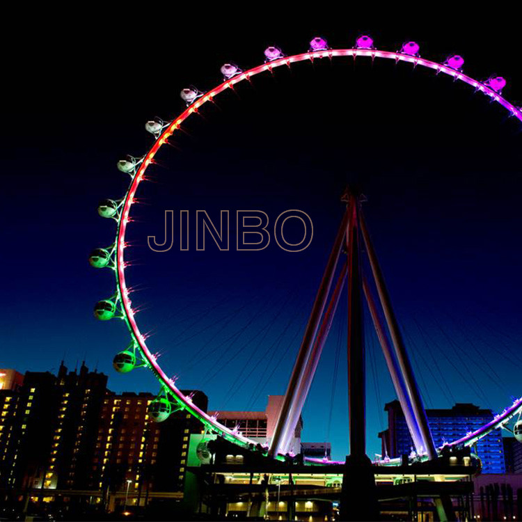 The Kind of Ride ferris wheel for Theme Park by Jinbo
