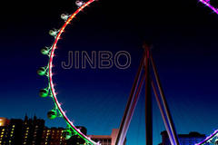 The Kind of Ferris Wheel for Theme Park by Jinbo