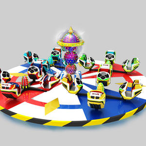 ODM amusement rides with crazy dance factory
